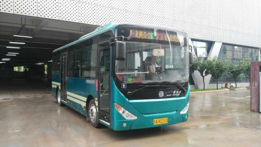 济南:工业北路施工基本结束 K55路恢复原线运行