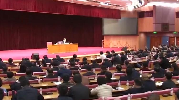 宣讲十九大精神进行时丨省委宣讲团在青岛、济宁、潍坊宣讲