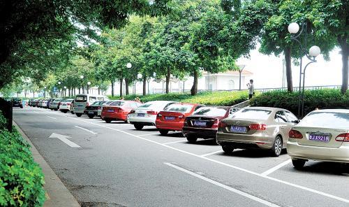 济南顺河高架桥下5号停车场11日试运行 20分钟内免费