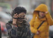 海丽气象吧|大风黄色预警!山东明天最低气温-1℃,有霜冻