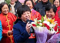 """济南""""小巷总理""""陈叶翠去世 工作近30年以社区为家"""