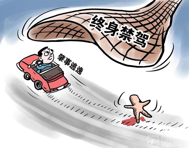 聊城交警公布11月份终生禁驾人员名单 5人均涉肇事逃逸