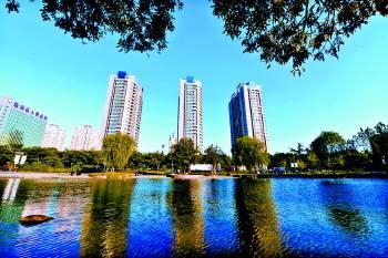 淄博市继续保留全国文明城市荣誉称号