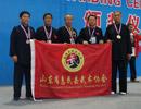 兵圣故里惠民选手摘得第七届世界传统武术锦标赛金牌
