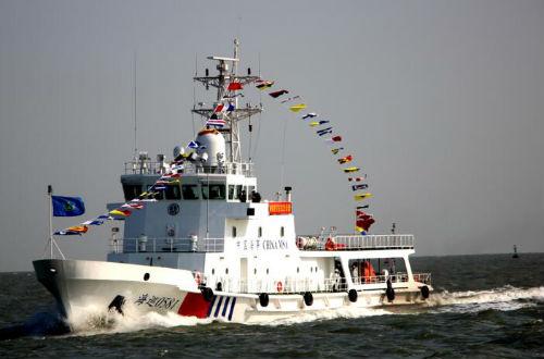 """日照""""海巡0581""""列编 海上安全再添新力量"""