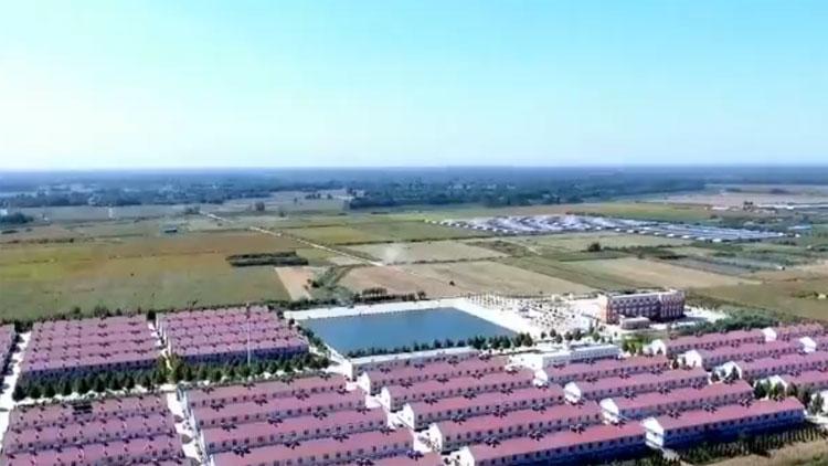 供暖第一天|冬季取暖煤改电首批试点,济宁农民用上清洁电暖