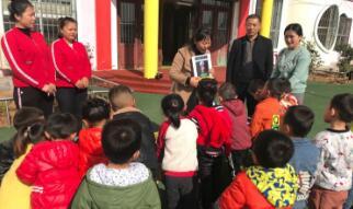 平邑:送教下乡 让农村孩子享受优质学前教育