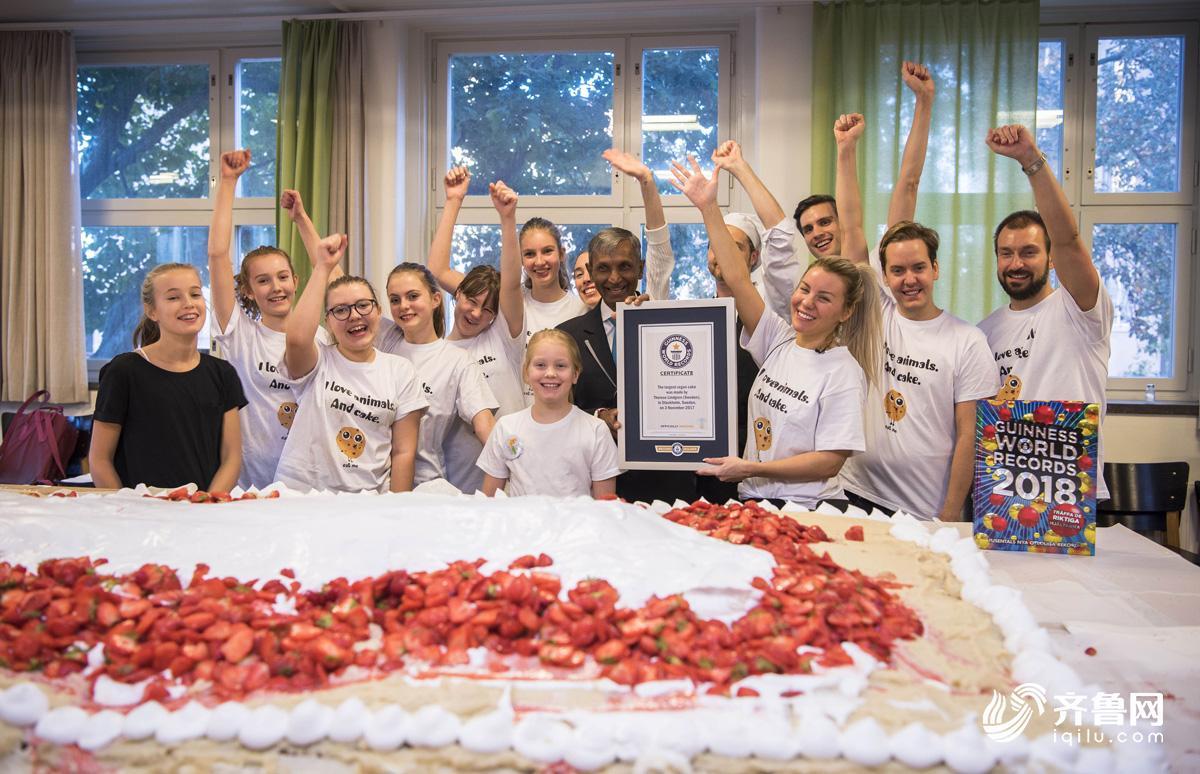 【图片】瑞典——最大的素食蛋糕.jpg