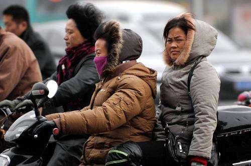 海丽气象吧丨山东降温8到10℃  半岛北部有雪