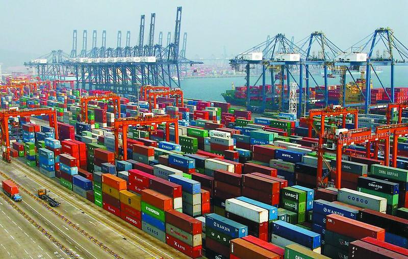 峄城出口增幅连续10个月稳居第一 提前俩月完成年度目标