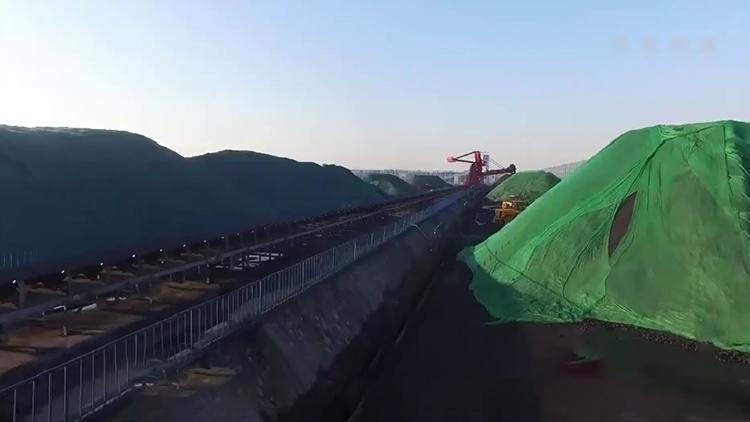 """新时代 新征程丨济矿集团从""""挖煤""""跨界到""""运煤"""",咋做到的?"""