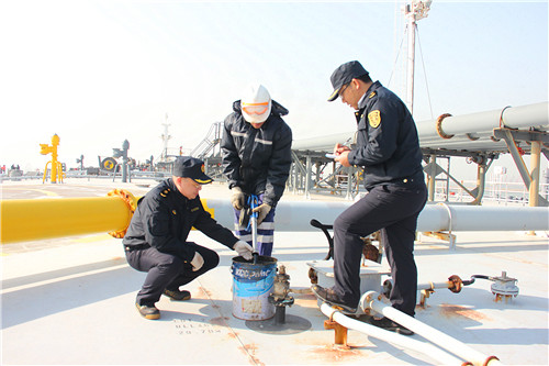 检验指标不实!日照口岸前10月检出进口原油短超重184批次