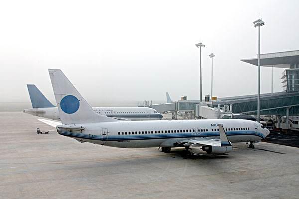 上海到济宁飞机