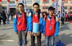好消息!临沂中学生斩获山东省机器人大赛一等奖