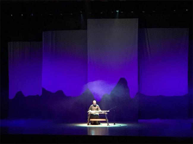 """音乐盛会!""""悠悠琴韵""""第二届大拙琴韵全国名家古琴音乐会潍坊举行"""