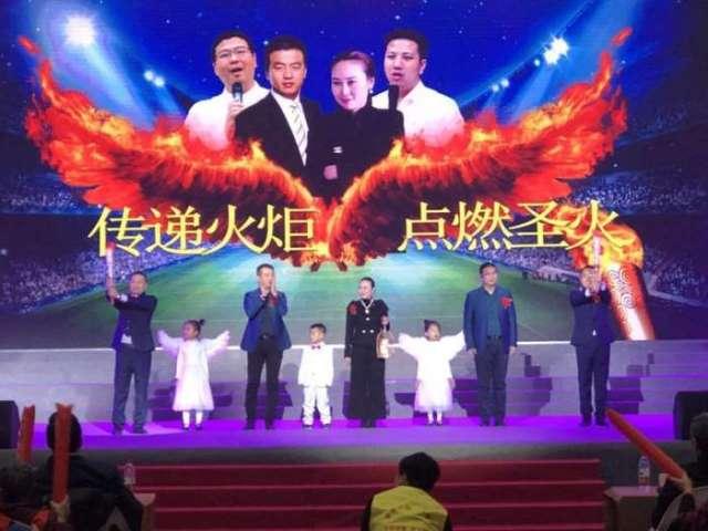 """与健康相伴!""""梦想中国·健康行""""公益活动走进潍坊"""