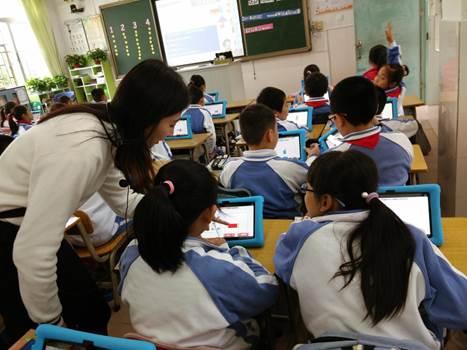 """8600套""""智慧课堂""""系统!枣庄获赠6亿智慧教学系统"""