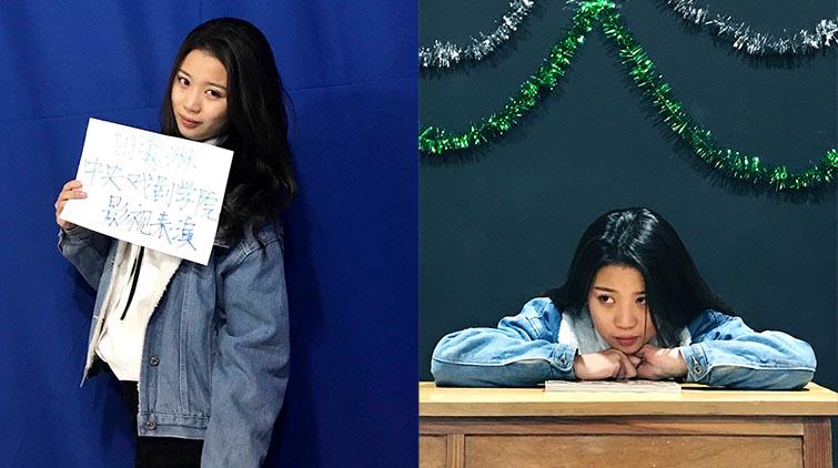 9名艺考生分享考前学习趣事:从视频APP上学损招整同学