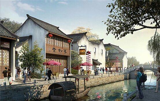 """章丘""""明水古城""""明年开工建设 计划三年建成"""