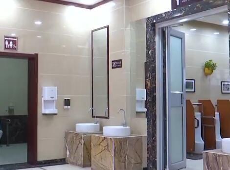 """山东推进""""厕所革命""""缓解方便难题 厕所开放联盟获点赞"""