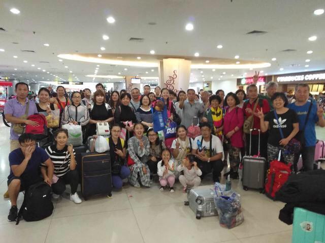 济南滞留巴厘岛游客367人 首批178人等待返程回国