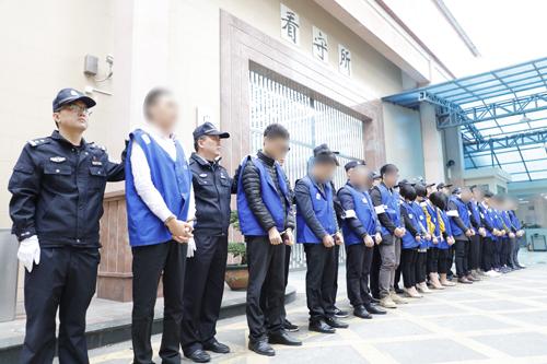 博山警方打掉跨省投资理财诈骗团伙 涉案金额达1300余万