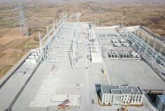 临沂首座特高压站正式带电调试 运行后将缓解电力缺口问题