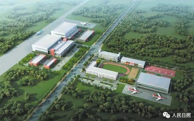 """""""海陆空""""一体化交通网络!日照机场周边将打造空港新区"""