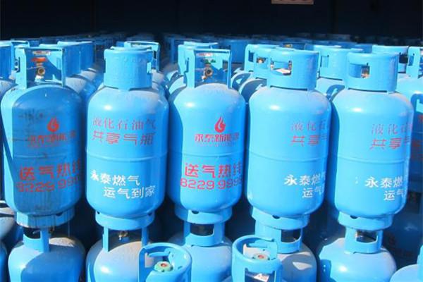 全过程可追溯液化气共享钢瓶来青岛啦!原有气瓶可置换