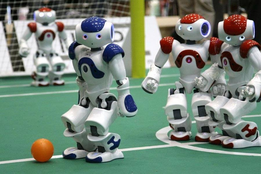 2017年新加坡世界杯机器人运动会 金乡中小学生获多项殊荣