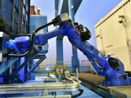 26秒丨厉害了,青岛港!全自动化码头单机平均效率世界第一