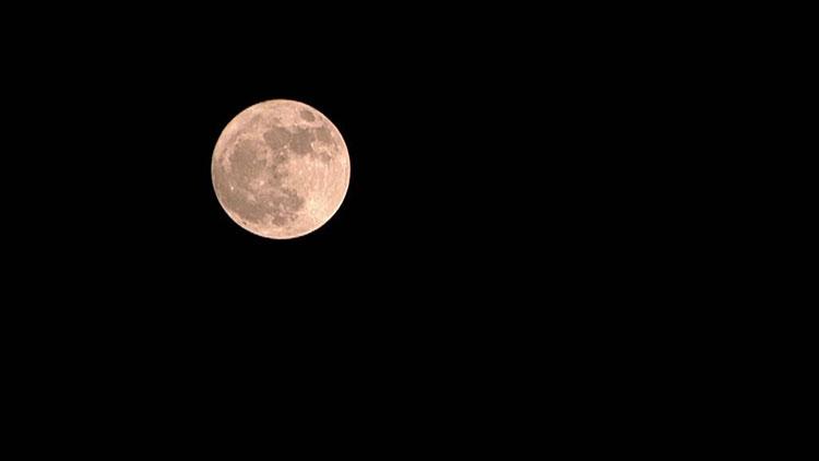 """2017最后的""""超级月亮""""!22秒告诉你它究竟有多美"""