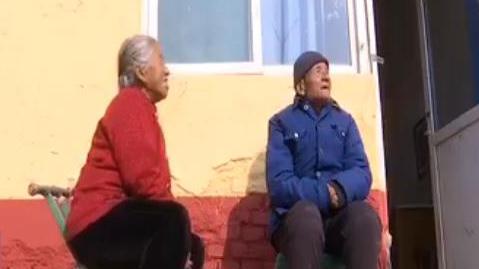 239秒|这位女护工不简单,81岁高龄仍坚守乡敬老院