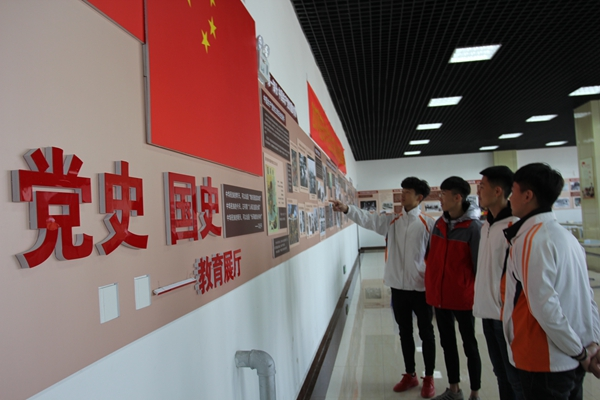 枣庄市中小学全部建成党史国史教育场所