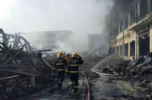 山东通报三起火灾事故 要求立即排查隐患集中整治