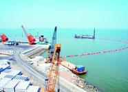 """潍坊港中港区5万吨级航道工程获批 纳入""""十三五""""水运发展规划"""