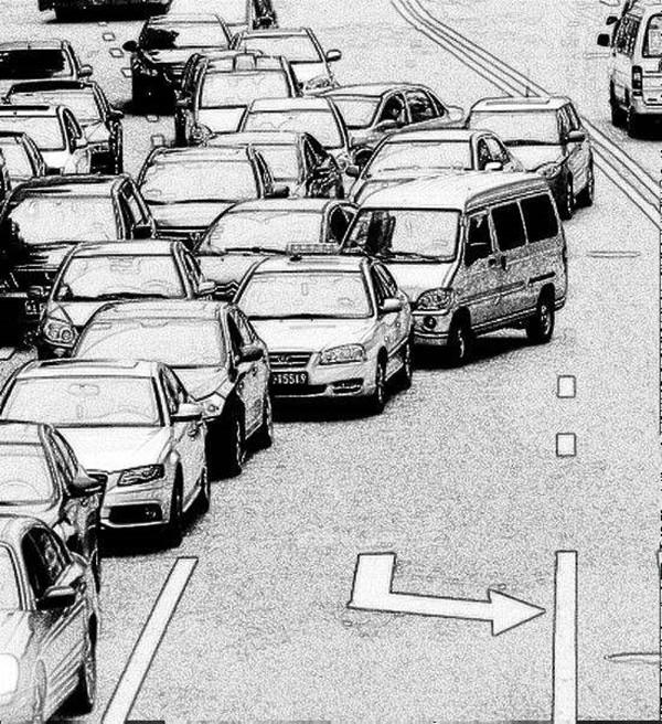 """青岛""""2017十大交通陋习""""评选结果出炉,这些陋习最讨厌"""