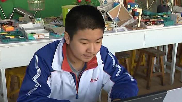 独家|6岁编程8岁建网站,莱阳14岁男孩被美国麻省理工录取