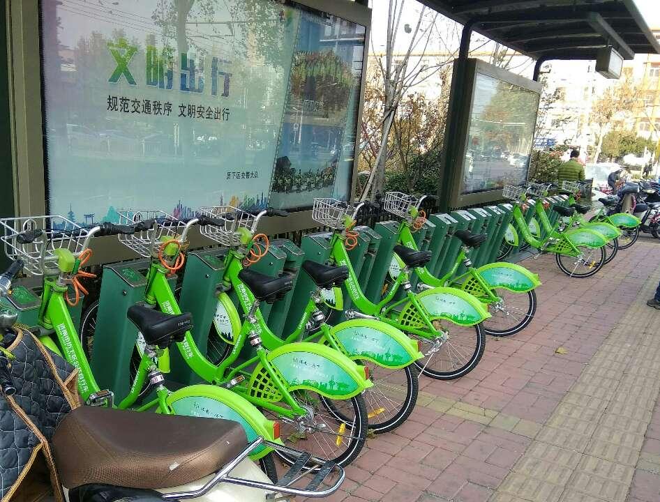 济南公共自行车故障频发前景堪忧 专家:政府应主动退出强化管理