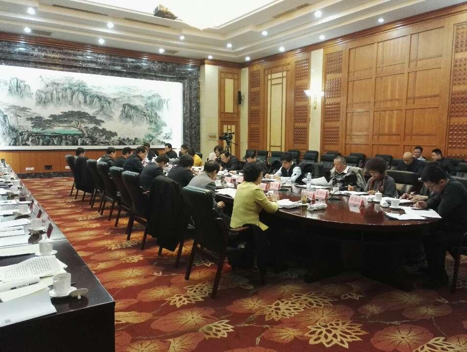 国务院政府质量工作考核组对山东质量工作开展考核