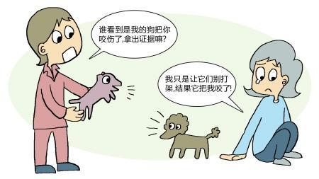 济南:多年邻居因狗挡路大打出手 持斧砍人被判入狱