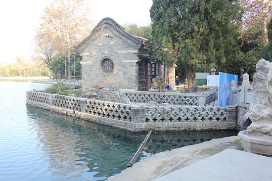 临朐两处明清古建筑出现破损 目前已启动保护性修复