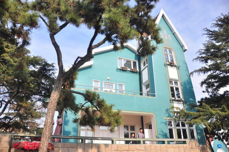 解读青岛新旧动能转换:隐藏在八大关的四座小楼浓缩百年记忆