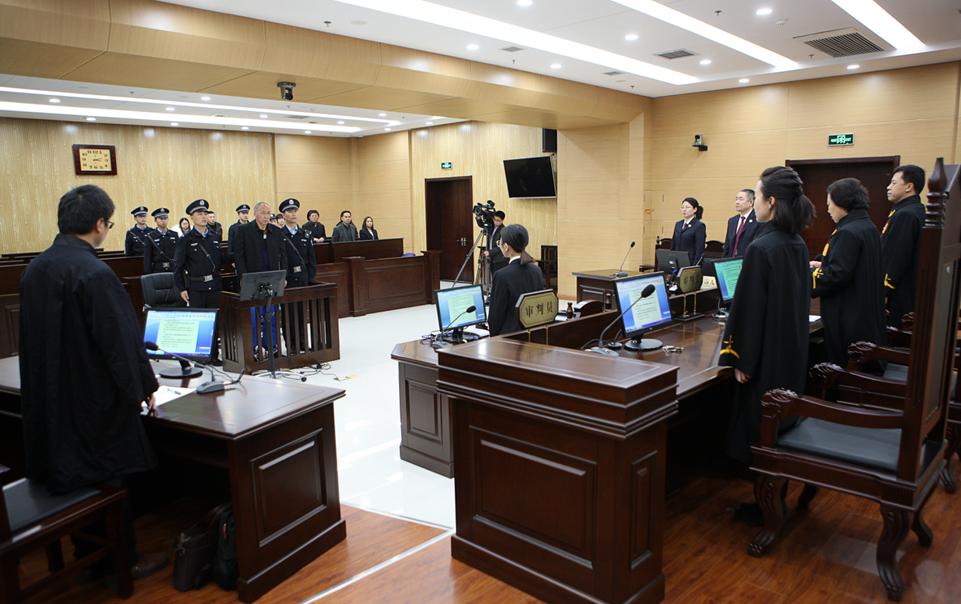 山东省文化厅原党组成员、副厅长谢治秀受贿案一审宣判
