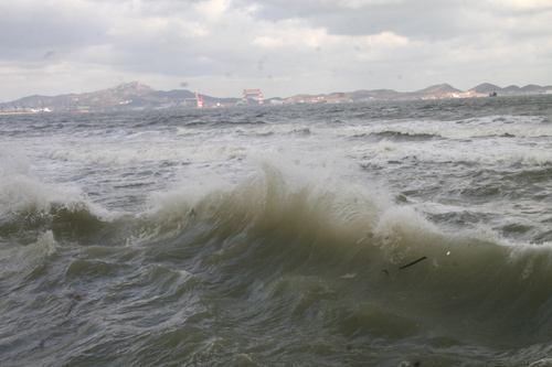 海丽气象吧丨山东发布海上大风警报 渤海海峡或迎8级阵风