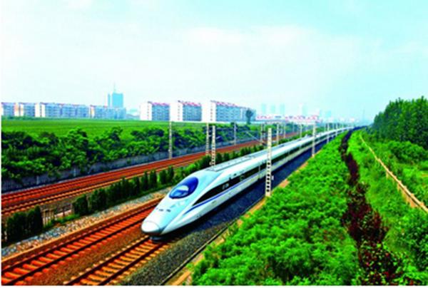 章丘:构建综合立体交通体系 济青高铁章丘站明年5月竣工