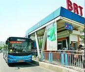 济南二环东怪坡附近何时通公交? 交通委:明年上半年通BRT
