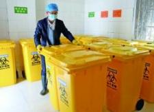 垦利区镇村医疗废物集中处置模式被国家多部委采纳