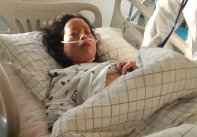 急需救命血!这个肝衰竭女孩正在济南传染病医院等救命