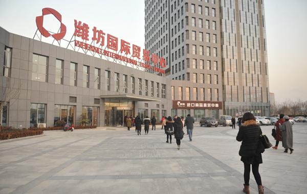 全国网络媒体山东行丨两年200家企业入驻,潍坊这基地咋这么有魅力?